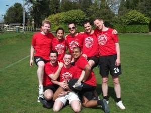 DUFFA Team - our team headed to Alderley Edge for the world's sunniest INDOOR tournament!