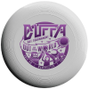 Duffa Hat 2014 Luxurious White Ultrastar Disc
