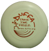 Metallic red 'Classic DUFFA' logo on white Junior Ultrastar disc